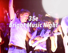 Bright Music Night, nog nooit zo bright