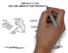 Whiteboard animaties voor E-learning