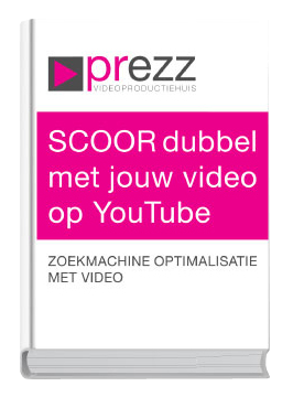 PRezz videomarketing e-boek