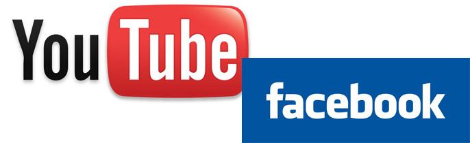 YouTube en Facebook – een gouden duo