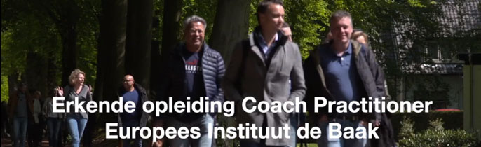 Dé opleider in coaching en counseling, al 25 jaar!